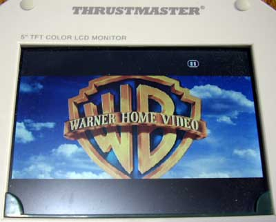 Thrustmaster LCD